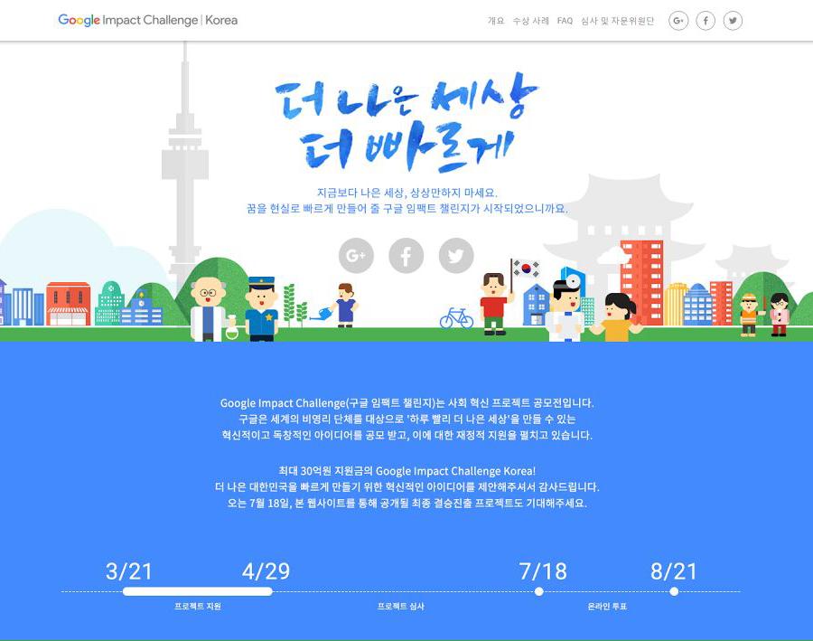 Google Impact Challange